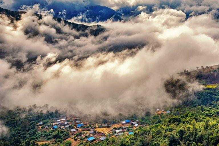 Muang Kham Laos