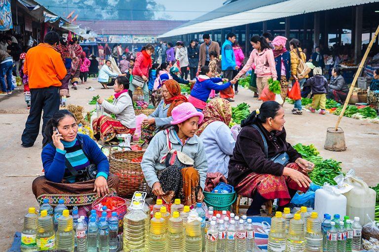Muang Sing Laos