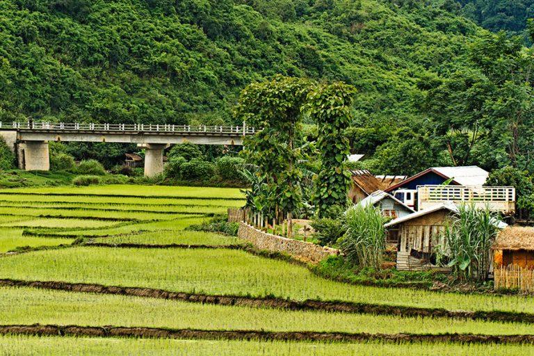 Vieng Thong Laos